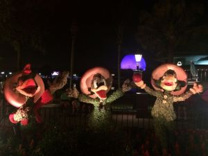 Three Caballeros - Wordless Wednesday
