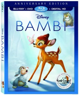 Bambi Signature Collection Bluray
