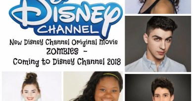 Disney Channel Zombies