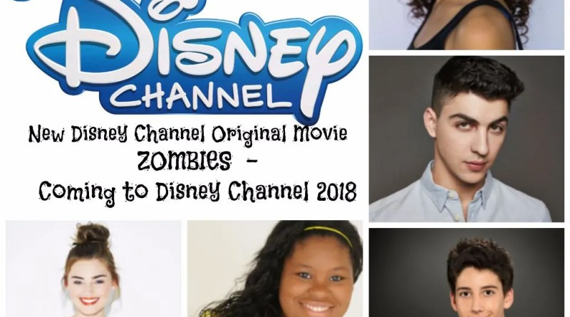 Disney Channel Zombies