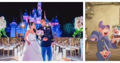 Disney fairy tale wedding program event