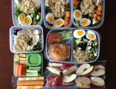 Tuesday Tip with Charlene Featured Meal Prep