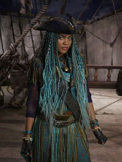 descendants 2 china ann mcclain