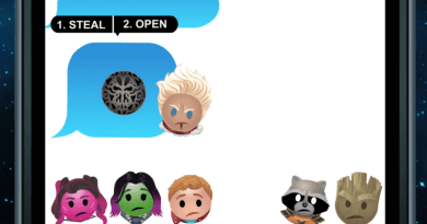 guardians of the galaxy as told by emoji