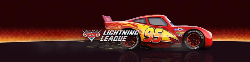 Cars 3 Lightning League