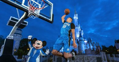 Disney Orlando Magic