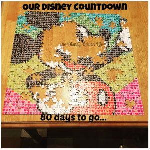 Disney Countdown 80 days