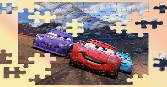 Disney Jigsaw Puzzles! - Cars