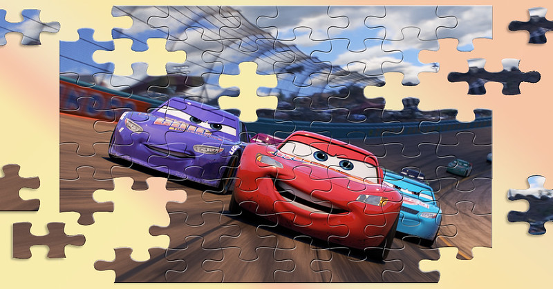 Disney Jigsaw Puzzles! - Cars