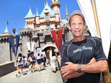 Jeff Galloway Disneyland