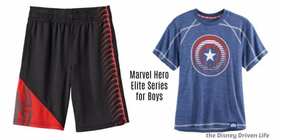 Marvel Hero Elite Series for boys