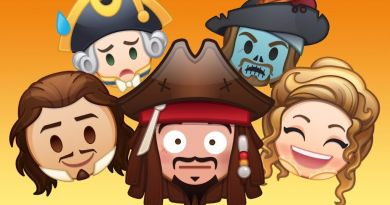 Pirates of the Caribbean as told by emoji