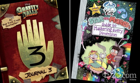 d23 expo gravity falls star vs the forces of the evil