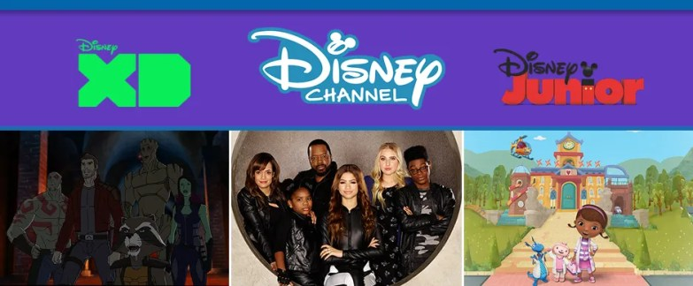 Disney Channel, Disney xd, Disney Junior, doc mcstuffins, kc undercover, guardians of the galaxy