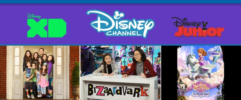 What's on Disney Channel 6-19-17