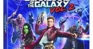 Guardians of the Galaxy Vol 2 BluRay