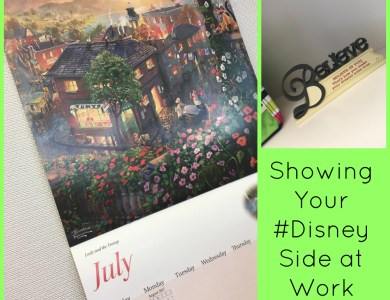 Showing Your DisneySide at Work