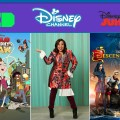 Disney Channel Disney XD Disney Junior