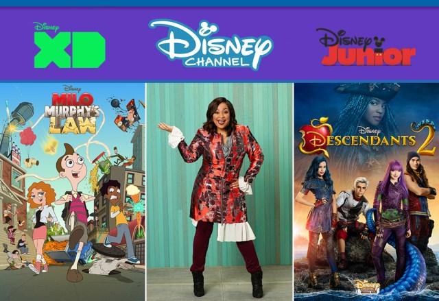 Disney Channel Disney XD Disney Junior