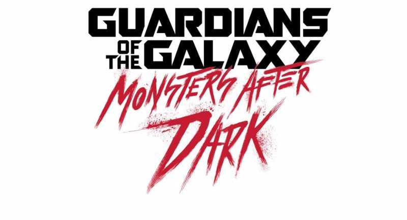 Guardians of the Galaxy Monsters after Dark