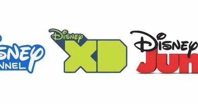 disney channel logo collage