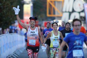 Disneyland paris Half Marathon 2017