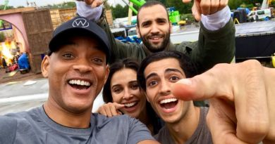 Live Action Aladdin cast