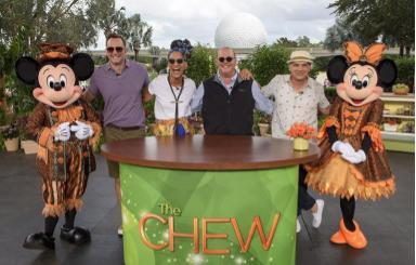 Chew at Epcot