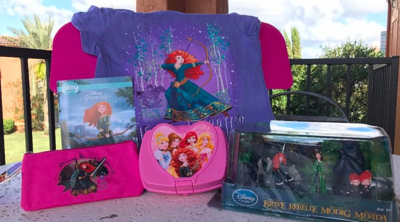 Disney Princess Pley Merida