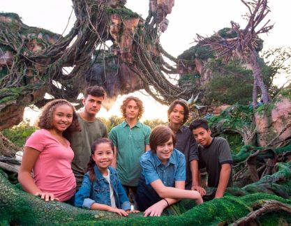 New AVATAR Movies Cast Travel to Walt Disney World for Role Immersion