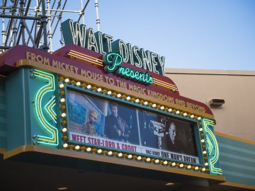 Walt Disney Presents Hollywood Studios