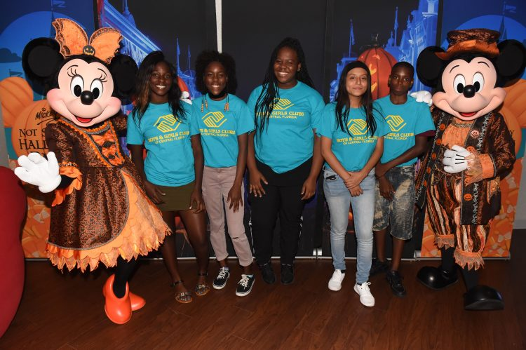 disney halloween boys girls club