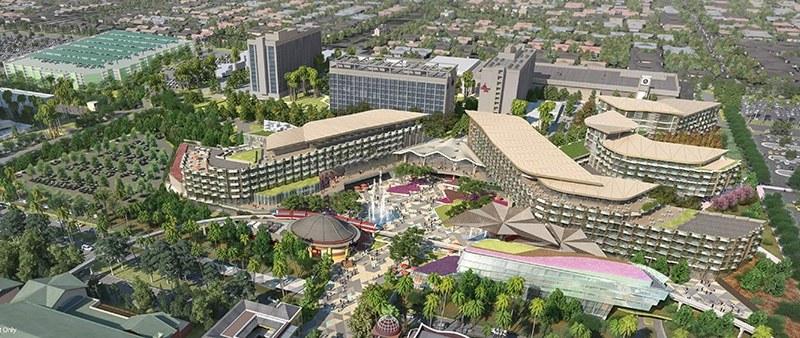 new disneyland resort hotel