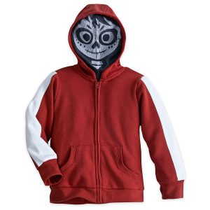 Coco Costume Hoodie Front