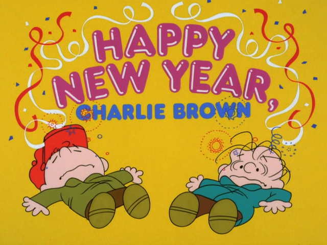 dont miss happy new year charlie brown on abc
