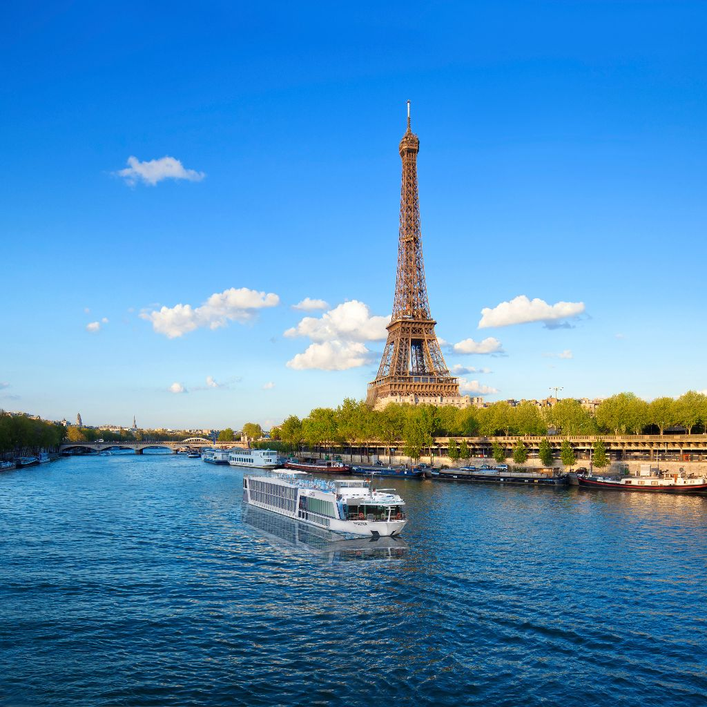 Adventures By Disney Takes On The Seine River In 2019