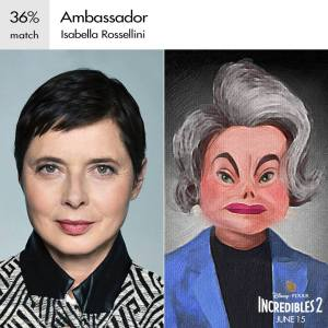 Ambassador Incredibles 2