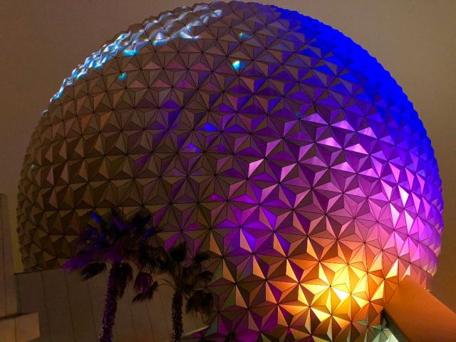 Spaceship Earth - Wordless Wednesday