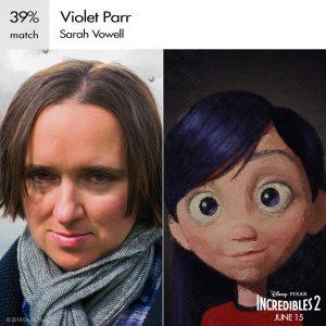 Violet Incredibles 2