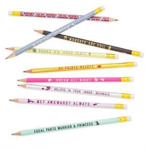 Oh My Disney Disney Princess Pencil Set