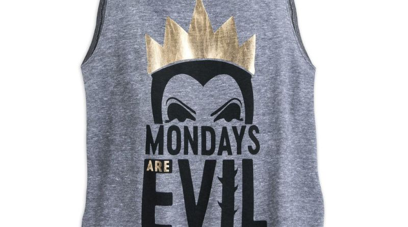 Oh My Disney Evil Queen Tank Top for Women