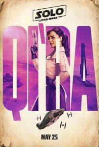 Star Wars Solo Poster - qi'rfq