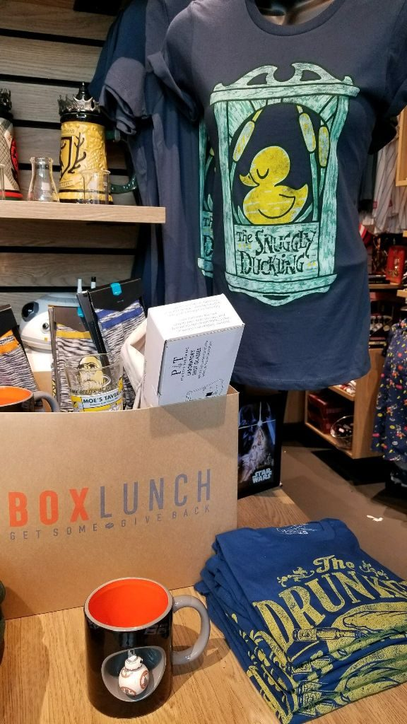 Box Lunch Disney Finds March 2018