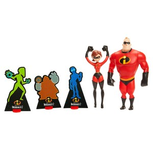 Jakks Incredibles 2 Power Couple