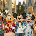 WDW Summer 2018 Mickey Goofy Donald Daisy