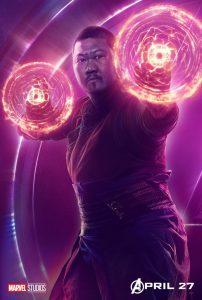Avengers Infinity War Wong