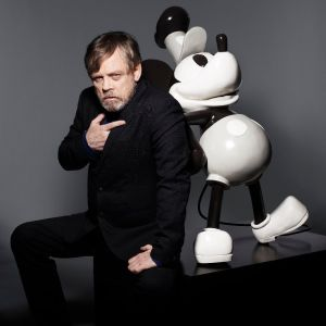 Cultural icons celebrate 90 years of Mickey Mouse Mark Hamill