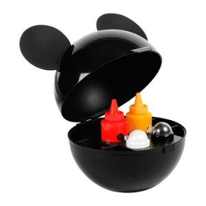 target mickey condiment holder