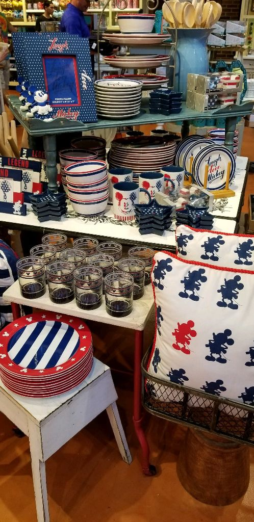 Disney July 4th Merchandise