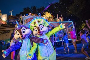 Donald's Dino-Bash! Dance Party